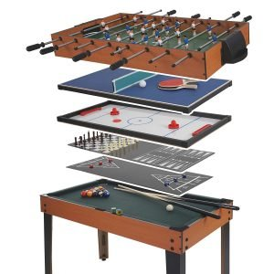 table multi-jeux Wakefield