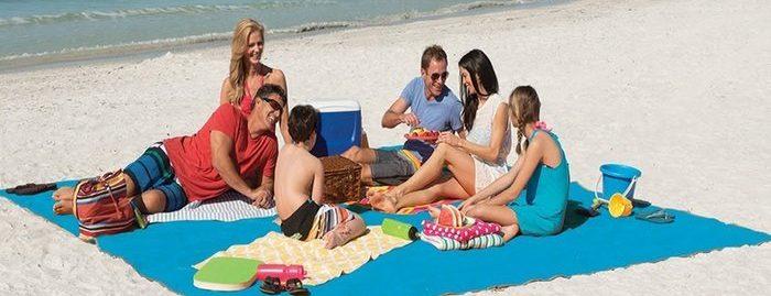 tapis de plage
